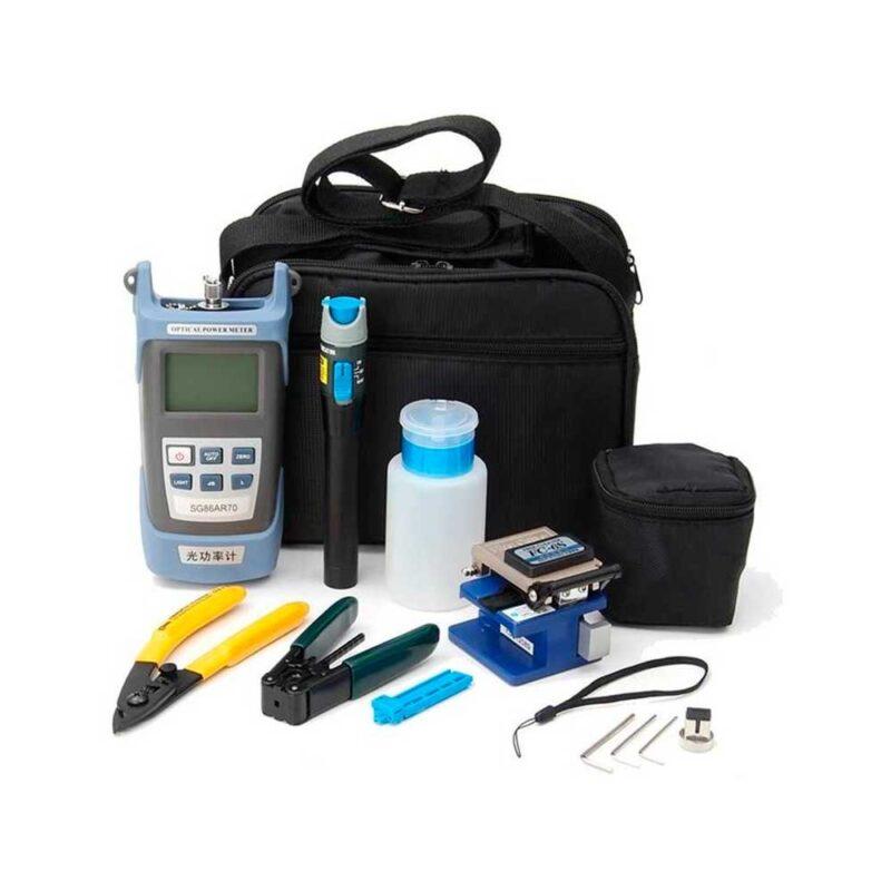 kit de ferramentas ftth