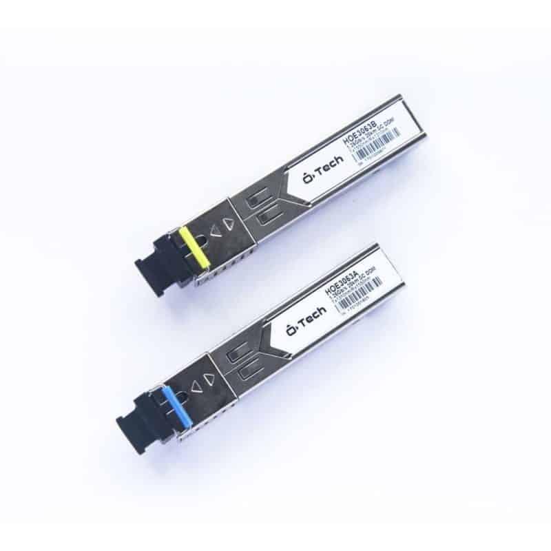 GBIC SFP WDM SM 1,25G 20KM