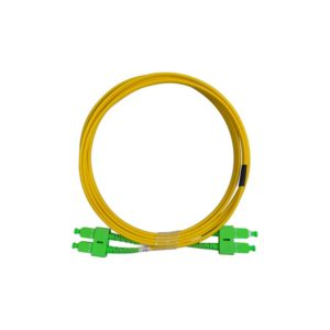 patch cord optico duplex sm sc sc apc