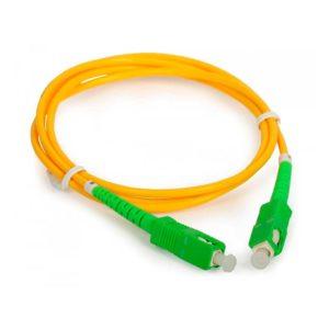 Patch Cord Óptico SC-APC SC-APC