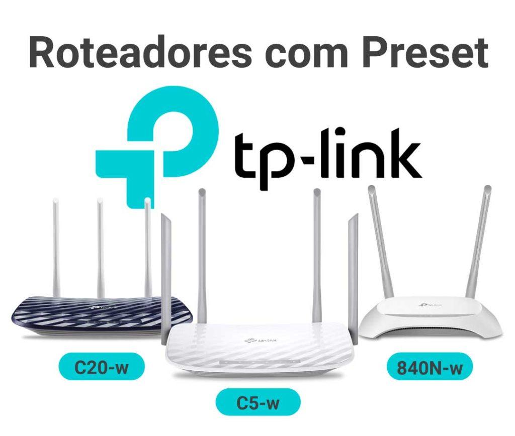 Roteadores TP-Link